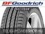 BF GOODRICH Activan 175/65R14 - nyárigumi - adatlap