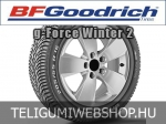 BF GOODRICH G-FORCE WINTER 2 185/65R15 - téligumi - adatlap