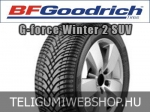 Bf goodrich - G-FORCE WINTER2 SUV téligumik