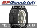 Bf goodrich - RADIAL T/A nyárigumik