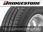 Bridgestone - B381 nyárigumik