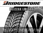 Bridgestone - Blizzak LM-500 téligumik