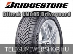 Bridgestone - Blizzak LM005 DRIVEGUARD téligumik