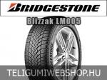 BRIDGESTONE Blizzak LM005 185/60R15 - téligumi - adatlap