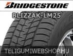 Bridgestone - Blizzak LM25 téligumik