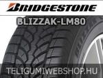 Bridgestone - Blizzak LM80 téligumik