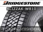 BRIDGESTONE Blizzak W810 225/70R15 - téligumi - adatlap