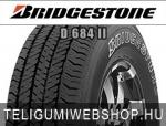 Bridgestone - D684 II nyárigumik