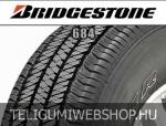 Bridgestone - D684 nyárigumik