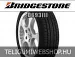 Bridgestone - D693III nyárigumik