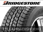 BRIDGESTONE D840 265/65R17 - nyárigumi - adatlap