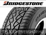 Bridgestone - D92A-HP nyárigumik