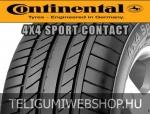 Continental - Conti4x4SportContact nyárigumik
