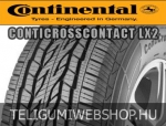 CONTINENTAL ContiCrossContact LX 2 255/65R17 - nyárigumi - adatlap