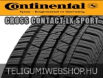 CONTINENTAL ContiCrossContact LX Sport 295/40R20 - nyárigumi - adatlap