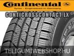 Continental - ContiCrossContact LX négyévszakos gumik