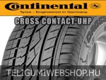 CONTINENTAL ContiCrossContact UHP 295/40R20 - nyárigumi - adatlap