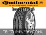 Continental - ContiEcoContact 5 DOT17 nyárigumik