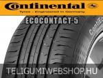 CONTINENTAL ContiEcoContact 5 175/65R14 - nyárigumi - adatlap