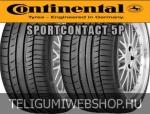 CONTINENTAL ContiSportContact 5P 255/40R21 - nyárigumi - adatlap