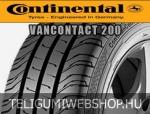 CONTINENTAL ContiVanContact 200 235/65R16 - nyárigumi - adatlap