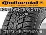 CONTINENTAL ContiWinterContact TS 780 165/70R13 - téligumi - adatlap