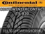 Continental - ContiWinterContact TS 830 téligumik