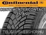 CONTINENTAL ContiWinterContact TS 850 165/60R14 - téligumi - adatlap