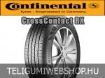 Continental - CrossContact RX nyárigumik