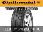 Continental - VanContact 4Season négyévszakos gumik