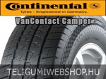Continental - VanContact Camper négyévszakos gumik
