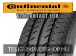 CONTINENTAL VanContact Eco 235/65R16 - nyárigumi - adatlap