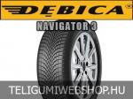 Debica - NAVIGATOR 3 négyévszakos gumik
