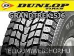 DUNLOP Grandtrek SJ6 225/65R18 - téligumi - adatlap