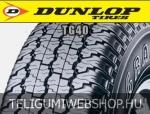 Dunlop - GRANDTREK TG-40 nyárigumik
