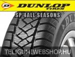 Dunlop - SP 4ALL SEASONS négyévszakos gumik