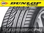 Dunlop - SP SPORT 01 nyárigumik