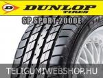 Dunlop - SP SPORT 2000E nyárigumik