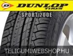Dunlop - SP SPORT 200E nyárigumik