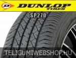 Dunlop - SP SPORT 270 nyárigumik