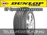 Dunlop - SP SPORT FASTRESPONSE nyárigumik