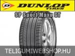 Dunlop - SP SPORTMAXX GT DOT4515 nyárigumik