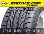 DUNLOP SP SPORTMAXX 295/40R20 - nyárigumi - adatlap