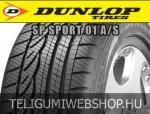 Dunlop - SP SPT 01 A/S négyévszakos gumik