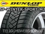 Dunlop - SP Winter Sport M2 téligumik