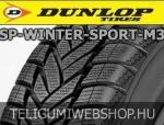Dunlop - SP Winter Sport M3 téligumik
