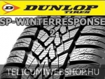 DUNLOP SP WinterResponse 2 165/70R14 - téligumi - adatlap