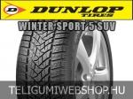 Dunlop - Winter Sport 5 SUV téligumik