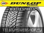 DUNLOP Winter Sport 5 205/55R16 - téligumi - adatlap