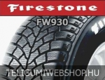 FIRESTONE FW930 145/70R13 - téligumi - adatlap